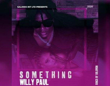 Willy Paul – Something