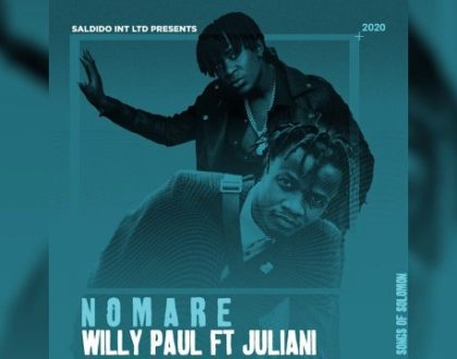 Willy Paul ft Juliani – Nomare