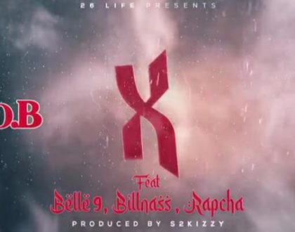 B.O.B Ft. Belle 9, Billnas, Rapcha – X