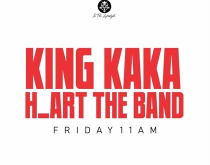 King Kaka ft H_Art The Band – DODOMA 3