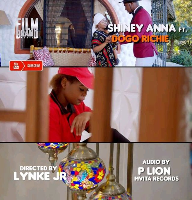 Shiney Anne ft Dogo richie – Ongea