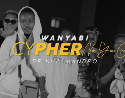 WANYABI CYPHER Ft. Boshoo – New Year Chapter 3