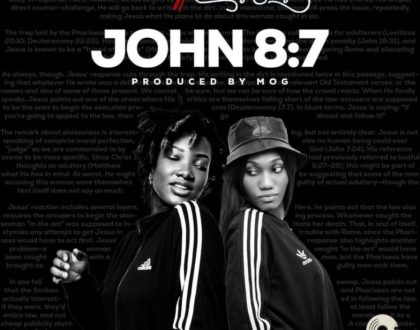 Ebony - John 8:7 ft. Wendy Shay