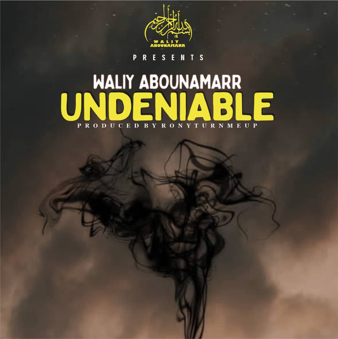 WALIY ABOUNAMARR - UNDENIABLE (OFFICIAL VIDEO)