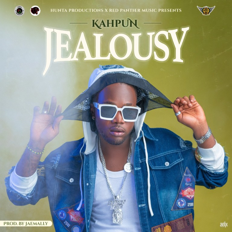 Kahpun – Jealousy (Prod. By Jaemally)