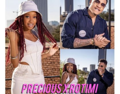 Precious ft Rotimi – Hey Boy
