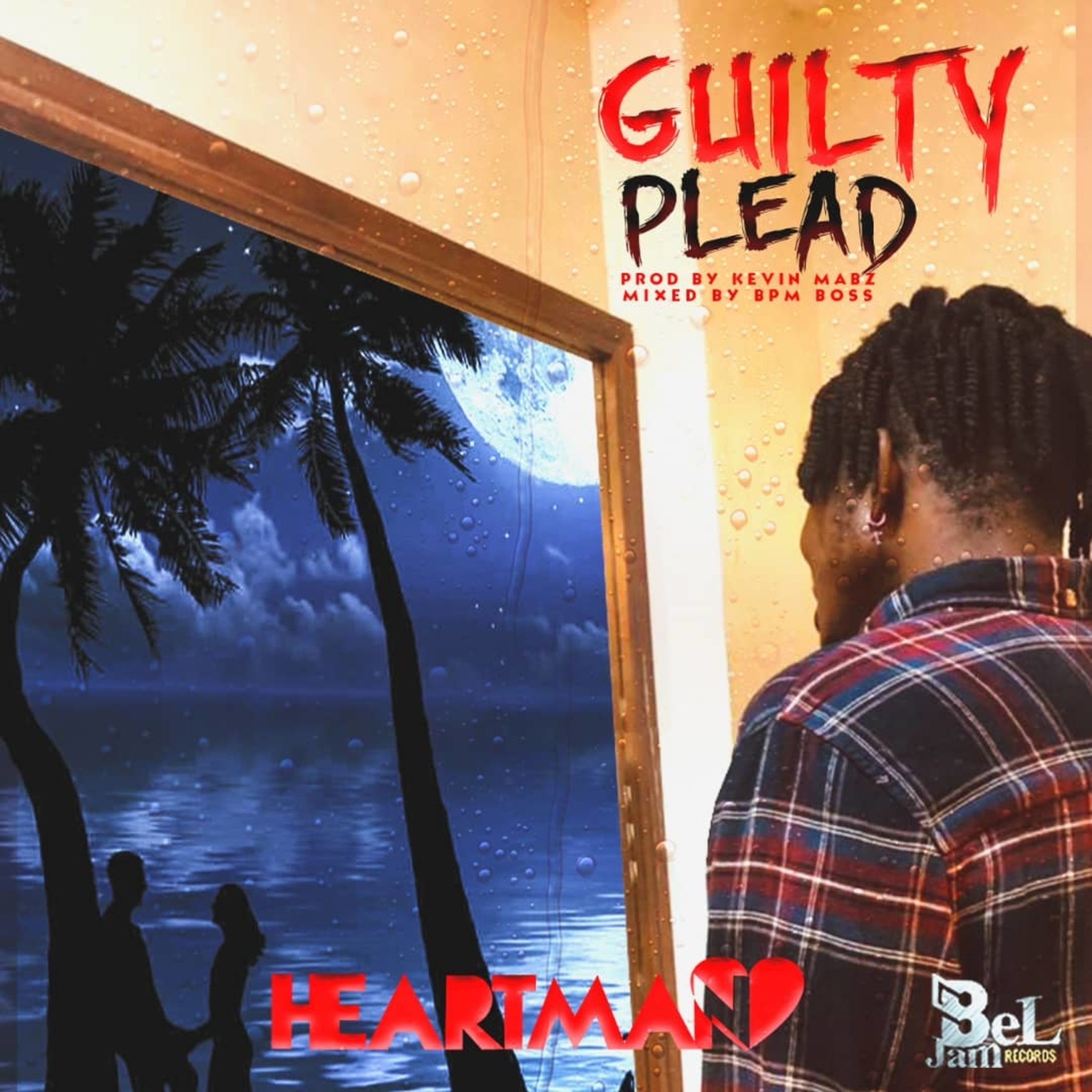 Heartman - Guilty Plead (Freestyle) (Prod by Kevin Mabz)