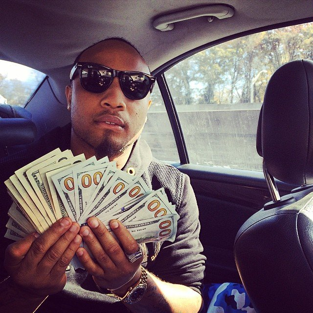 B-Red says he was once broke, fans reacts
