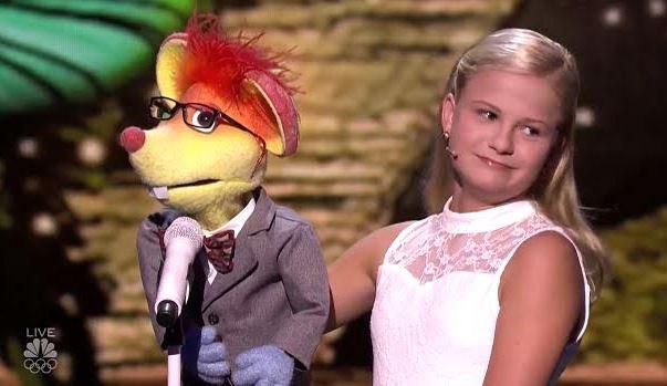 12 Year Old Darci Lynn Farmer Wins America's Got Talent, Against Kechi Okwuchi and Nine others