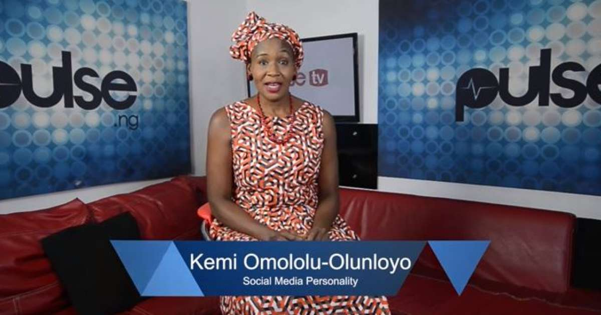 Kemi Olunloyo demands apology from IG Ibrahim Musa for defaming her
