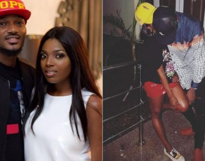 2face celebrates with Annie Idibia on her birthday