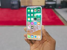 The Best of Apple Gadgets, iPhone X, 8 and 8s.