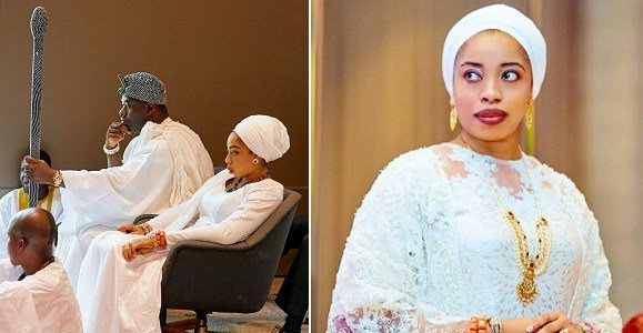 Olori Wuraola, Free to Re-Marry