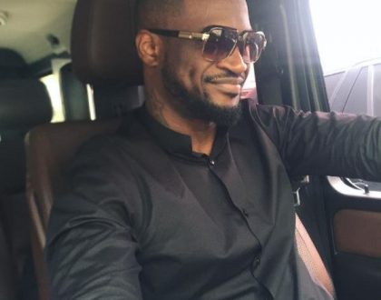 Peter Okoye says 2017 happens to be his best year