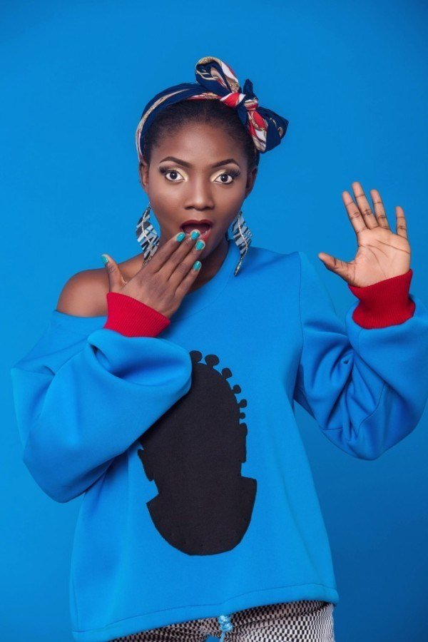 """Nigerian Men are not Romantic""-Simi"