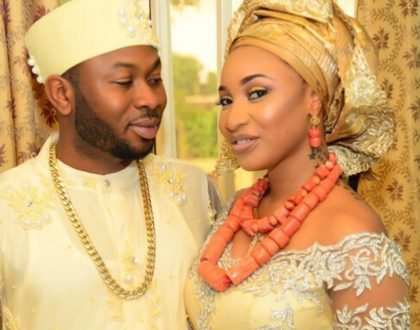 Olakunle Churchill  says Tonto Dikeh does not have full custody of their son