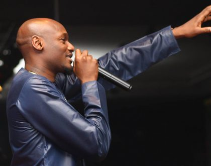 2face speaks about having humility as an entertainer