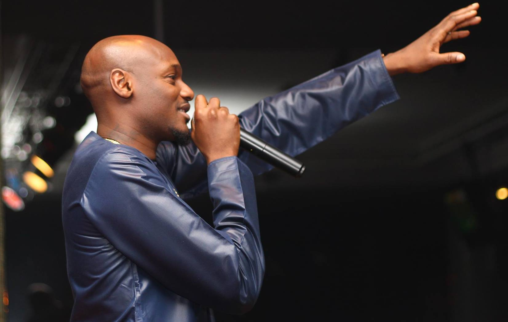 Music Legend 2face turns actor