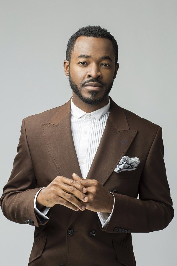 Actor OC ukeje debuts as an artist with a new single featuring Vector.