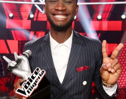 Winner, The Voice Nigeria Talks About the Pressures of Being a Winner