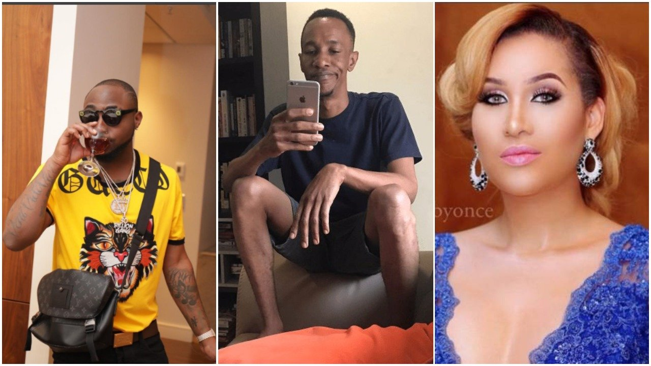 Caroline Danjuma confirms relationship with Tagbo, denies him being her baby daddy