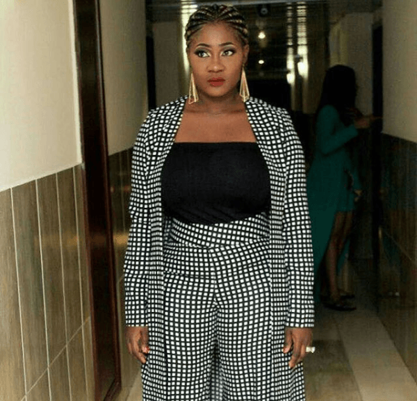Check out this lovely picture of Mercy Johnson