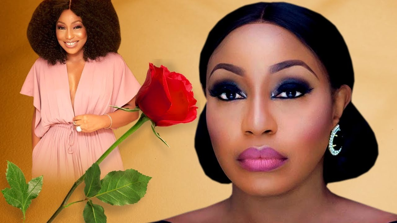 Rita Dominic recounts how a fan stole a kiss from her