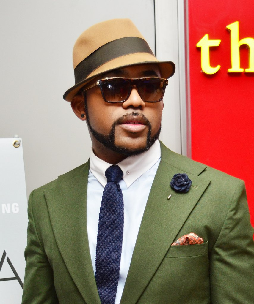 """I can't be President of Nigeria"" Banky W says."