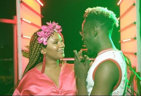 Mr Eazi and Temi Otedola, share new loved up photos. Aren't they cute together?