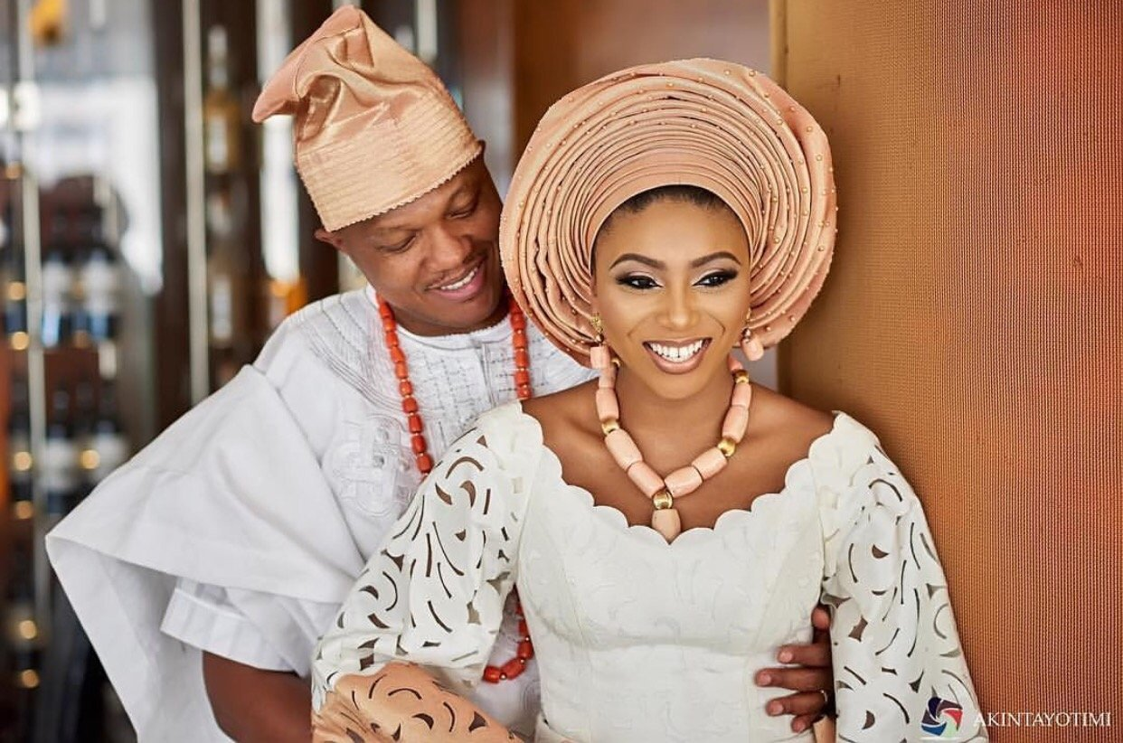 Stephanie Coker's husband, Olumide Aderinokun  is PDP's candidate for Abeokuta North Federal Constituency