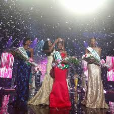 Mildred Peace Ehiguese as our new  Miss Nigeria 2017