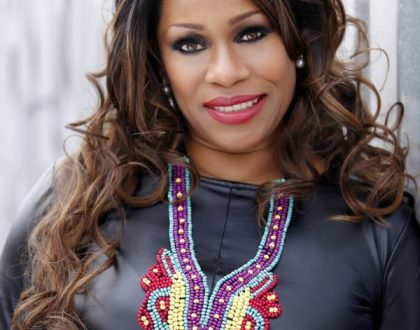 Meet Regina Askia and her lookalike daughter, who turned 16 today