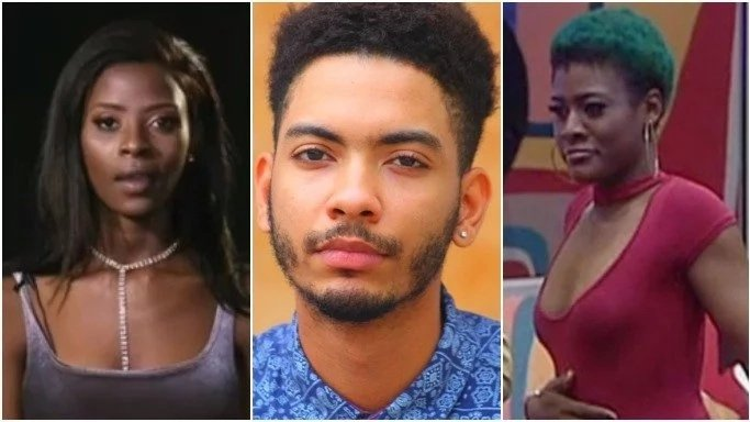 Watch fight between Khloe and Alex in BBNAIJA
