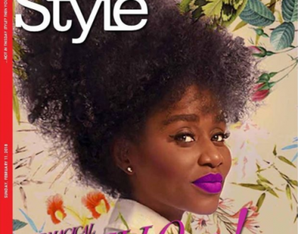 TY Bello beautifully covers This Day Magazine
