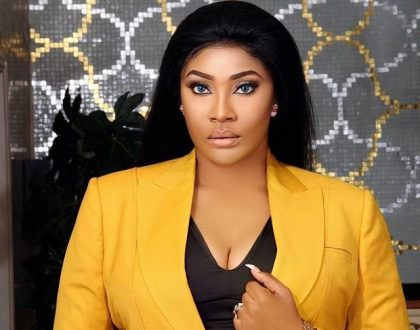 """""""Why would I live a Fake Life when I have Money?""""- Angela Okorie"""