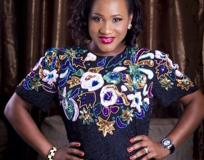 It seems 2face 1st baby mama, Sunmbo Adeoye is pregnant
