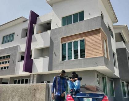 Kiss Daniel acquires 2nd house
