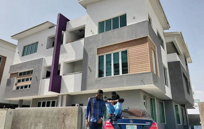 Kiss Daniel acquires 2nd house
