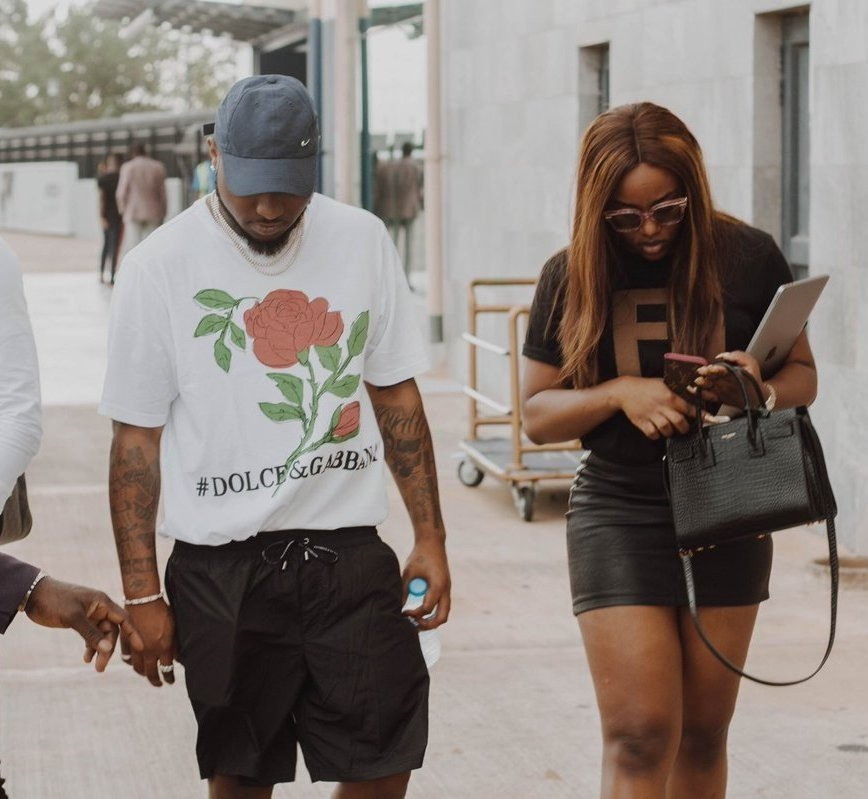 Man Advises Chioma to Take Davido Home for Traditional Marriage Rites