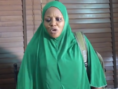 """"""" Hijab is a head covering, not a religion"""" - Helen Paul"""