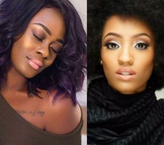 BBN Uriel gives gratitude to Mavins Dija for helping her during her worst times