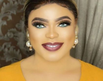 Bobrisky is all shades of glam in his new photos