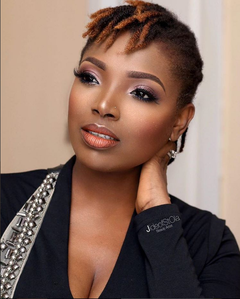 Image result for Annie Idibia 2019