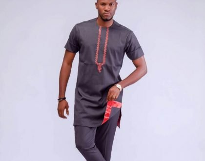 """Ghafla Exclusive: """"Controversies are bound to happen, but I'am ready"""" - Actor James Jibunma"""