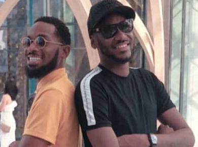 2face and Dbanj takes their wives, Annie and Lineo on a vacation to Dubai