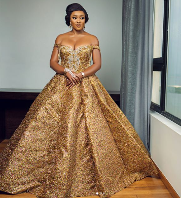 """I will never be  a king"" - Actres Peggy Ovire tells her fans"