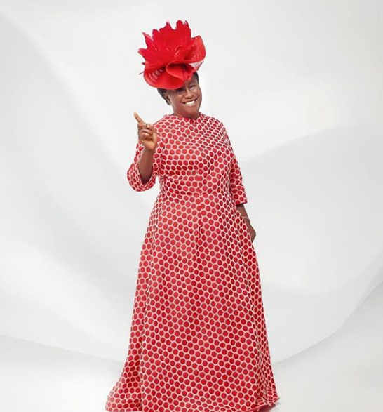Photos of veteran actress Patience Ozokwo celebrates her birthday with photos