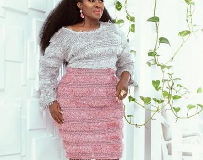 Check out this stunning new photo of Joke Silva