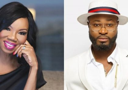 Read Betty Irabor's message to singer Harrysong