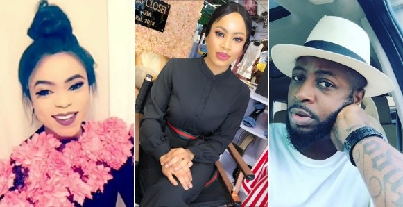 Bobrisky Joins Tunde Ednut To Slam Bbnaija S Nina Calls Her A Bastard Ednut, jacob had locked the gate so bobrisky had to be bundled to prison with the only alternative route availabe. ghafla